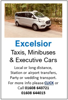 ExcelsiorTaxis, Minibuses or Executive Cars for Frogmill Hotel Airport Transfers, Wedding transport, urgent pacel delivery cotswold tours